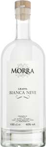 Morra Grappa Bianca Neve 1L   - Grappa - Toso, Italien, 1l
