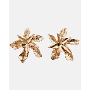 Steckohrringe in Blütenform