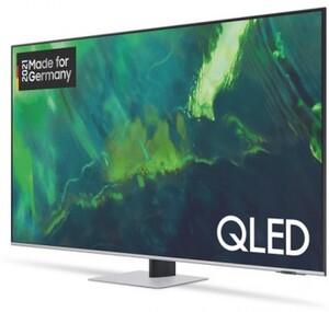 Samsung Qled GQ55Q73A ,  138 cm 55 Zoll, 4K, HbbTV, Alexa, Google, HDR 10+