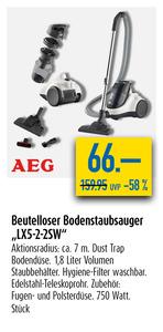 """Beutelloser Bodenstaubsauger """"LX5-2-2SW"""""""