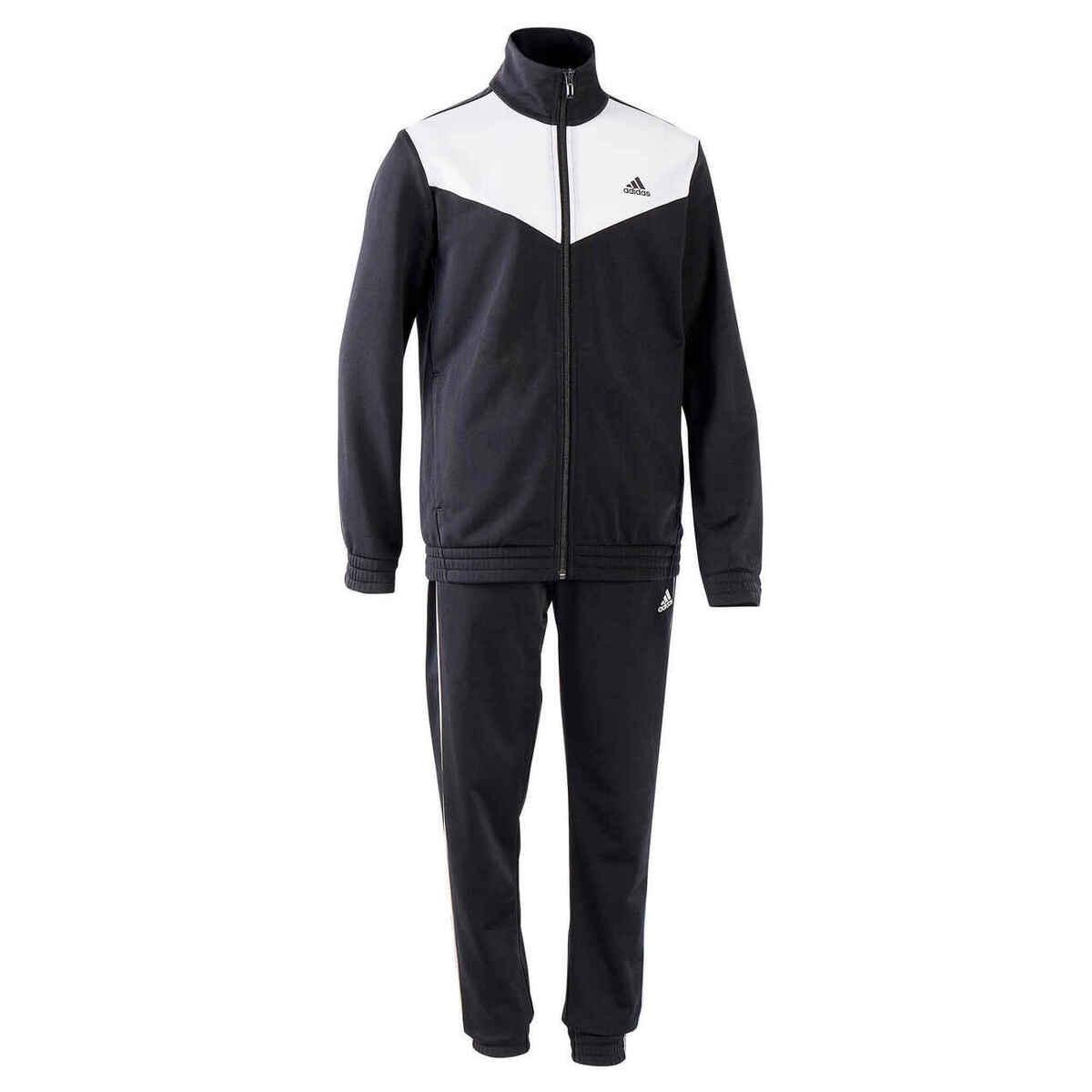 Bild 1 von Trainingsanzug Adidas Kinder schwarz
