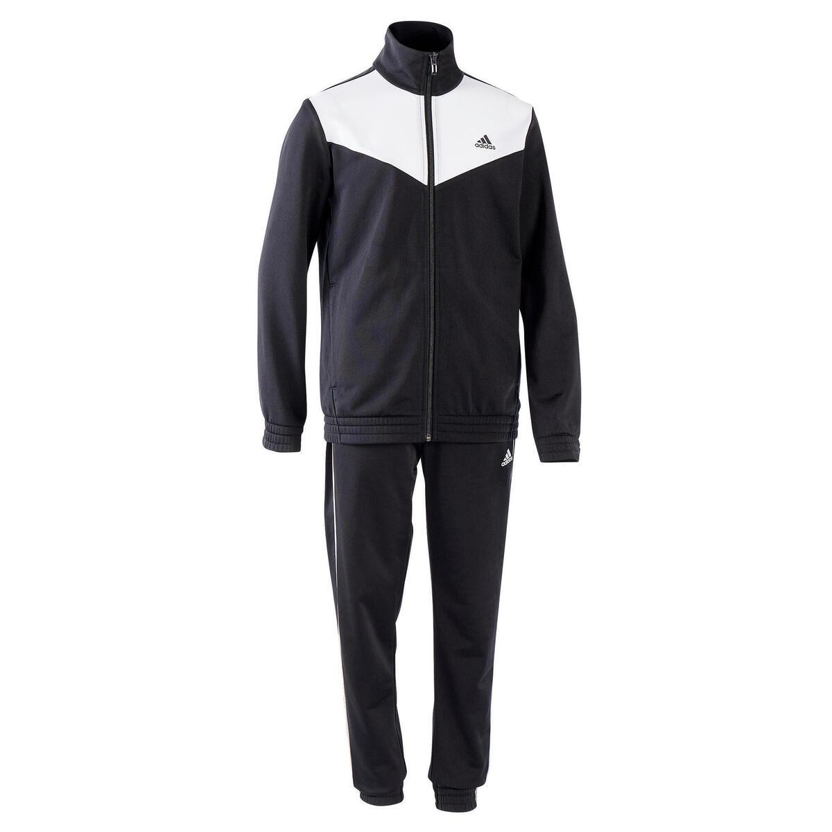 Bild 2 von Trainingsanzug Adidas Kinder schwarz