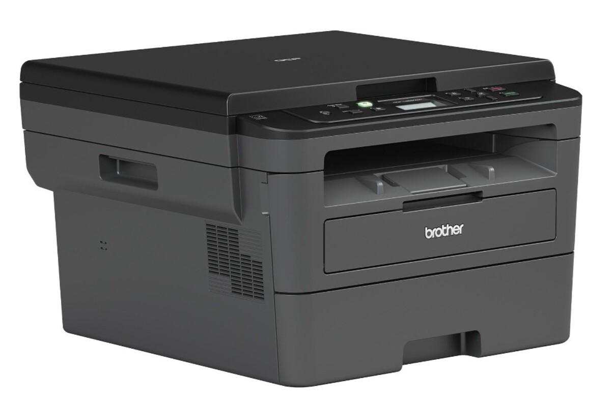 Bild 2 von BROTHER DCP-L2530DW Multifunktionsdrucker (Schwarzweiß-Laserdrucker, 3-in-1, Scanner, Kopierer, WLAN)
