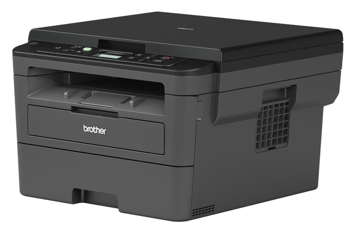 Bild 3 von BROTHER DCP-L2530DW Multifunktionsdrucker (Schwarzweiß-Laserdrucker, 3-in-1, Scanner, Kopierer, WLAN)