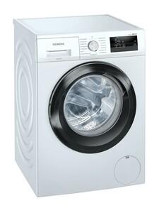 SIEMENS WM14NK71EX Waschmaschine (Frontlader, freistehend, 8 kg, C, 1.400 U/Min, iQ300)