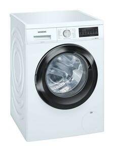 SIEMENS WU14UT70EX Waschmaschine (Frontlader, freistehend, unterbaufähig, C, 9 kg, 1400 U/min, iQdrive, iSensoric, Nachlegefunktion)