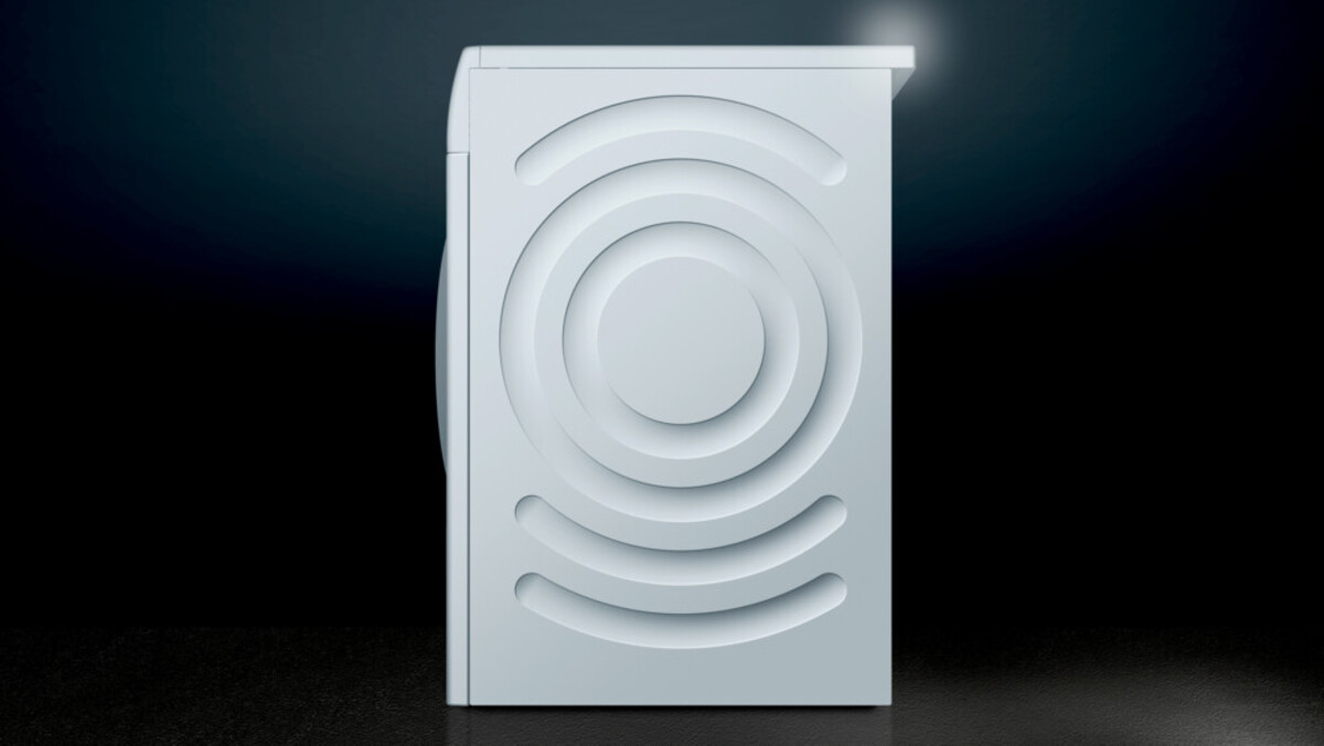 Bild 3 von SIEMENS WU14UT70EX Waschmaschine (Frontlader, freistehend, unterbaufähig, C, 9 kg, 1400 U/min, iQdrive, iSensoric, Nachlegefunktion)