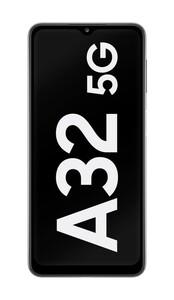 Samsung Galaxy A32 5G black Smartphone (6,5 Zoll, 128 GB, 48 MP, Quad-Kamera, 5.000-mAh, Octa-Core, Fingerabdrucksensor, Gesichtserkennung, schwarz)