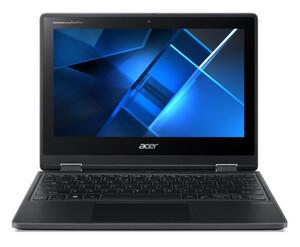 ACER TravelMate Spin B3 Notebook (11,6 Zoll Multi Touch FHD IPS, Pentium N5030,4 GB RAM, 128 SSD, UHD-Grafik 605, Windows Ink, Militärstandard 810G, Windows 10 Pro)