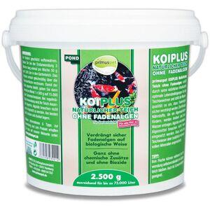 primuspet KOIPLUS Natürlicher Teich ohne Fadenalgen (Die natürliche Alternative zum Fadenalgenvernichter - Ohne chemische Zusätze im Gartenteich