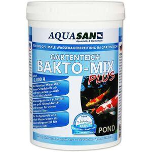 AQUASAN Gartenteich BAKTO-MIX PLUS 1 kg