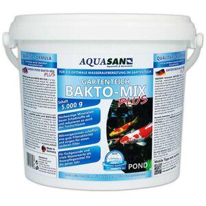 Aquasan Aquaristik&gartenteich - AQUASAN Gartenteich BAKTO-MIX PLUS 5 kg
