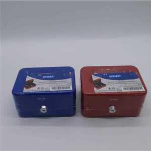 Geldkassette, verschiedene Farben