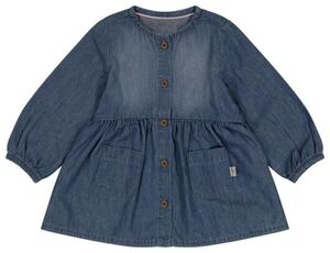 HEMA Baby-Jeanskleid Blau
