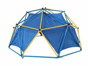 L.A. Sports Kinder Outdoor Klettergerüst Dome mit Zelt