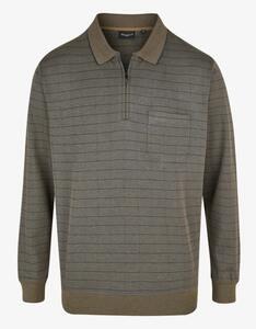 Bexleys man - Langarm-Poloshirt
