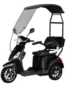 Elektromobil »Bologna«, max. 25 km/h, Reichweite: 50 km, schwarz