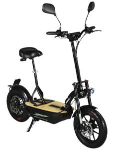 Elektrofaltroller »Eco Tourer Basic«, max. 45 km/h, Reichweite: 25 km, schwarz