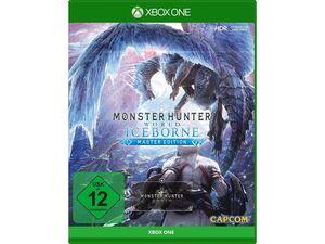 Capcom Monster Hunter World: Iceborne Master Edition (Add-On) - Konsole XBox One