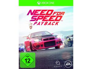 Electronic Arts Need for Speed Payback - Konsole XBox One