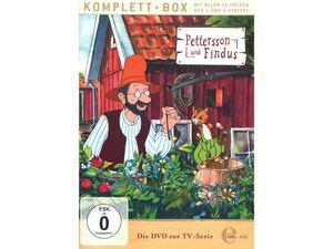 EDEL GERMANY GMBH Pettersson Und Findus - DVD zur TV-Serie Staffel 1+2-Alle Abenteuer - DVD-Video Album