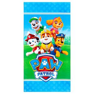 Disney/Nickelodeon Velours-Duschtuch/-Strandlaken - Paw Patrol Boys