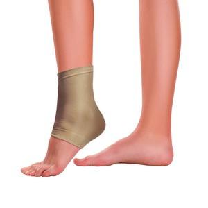 Topfit Fersen Socken Größe S/M Farbe beige/braun