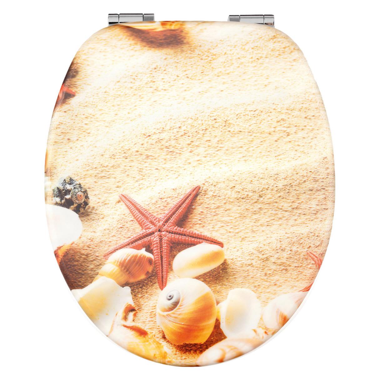 Bild 1 von Badkomfort 3D-WC-Sitz - Strand