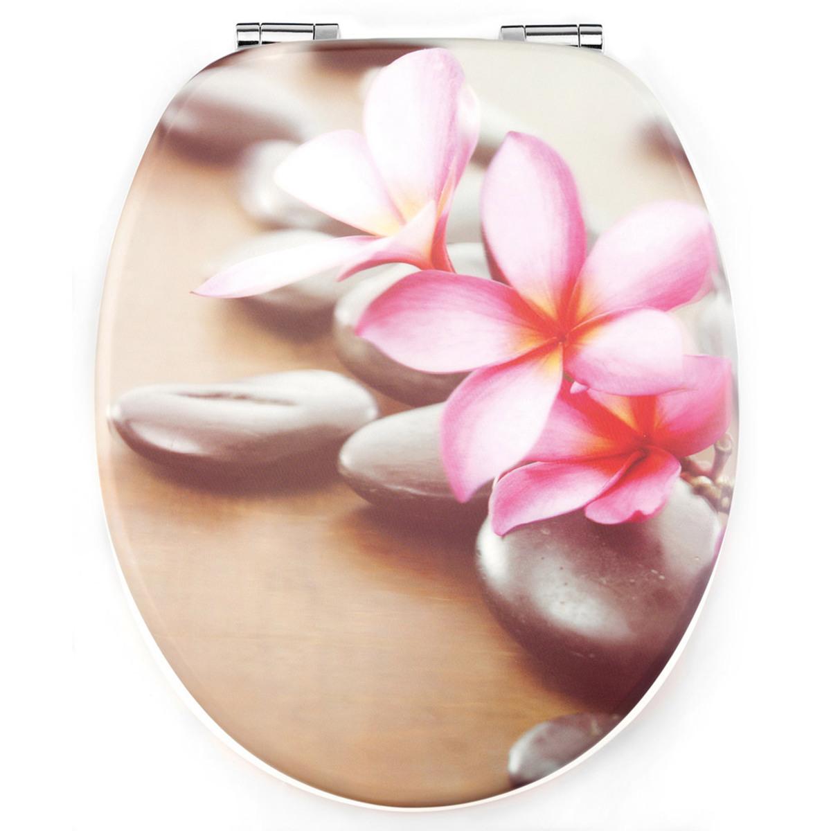 Bild 1 von Badkomfort 3D-WC-Sitz - Orchidee