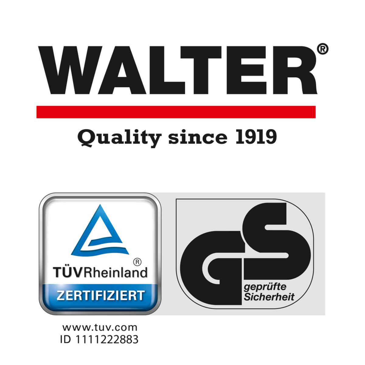 Bild 2 von Walter 2in1 Schmutz- und Klarwasserpumpe 750 W