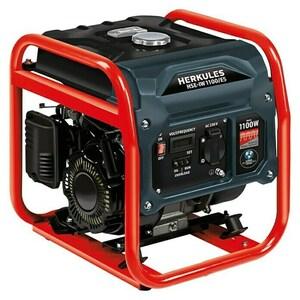 Herkules Inverter-Stromerzeuger HSE-IW 1100/E5
