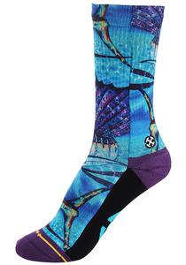 Merge4 Jean-Baptiste Sail Fish - Socken für Herren - Lila