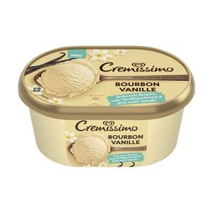Langnese Cremissimo Eis ? ? ? versch. Sorten (ausgenommen laktosefreie Sorten), jede 900/1300-ml-Packung