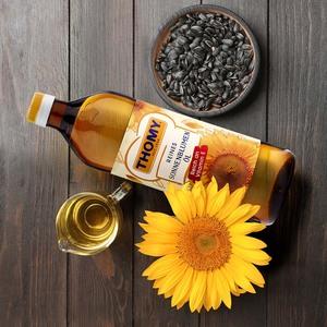 Thomy Reines Sonnenblumenöl jede 750-ml-Flasche