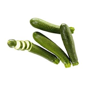 Spanien Zucchini Kennzeichnung siehe Etikett, jedes 500-g-Netz