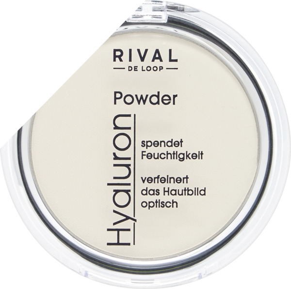 RIVAL DE LOOP Hyaluron Powder