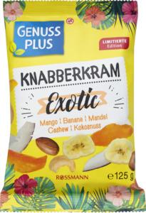 GENUSS PLUS Knabberkram Exotic