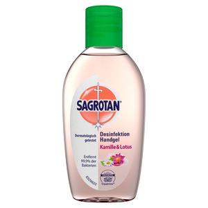 Sagrotan Desinfektion Handgel Kamille & Lotus
