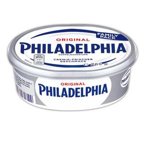 Philadelphia Frischkäse