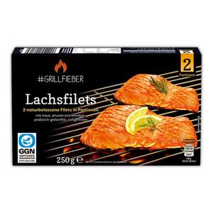 Grillfieber Lachsfilets