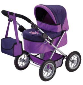 BAYER Trendy Puppenwagen Lila