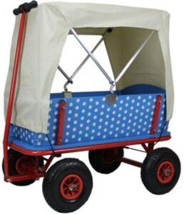 Beachtrekker Bollerwagen Style Blaubeere mit Faltdeck