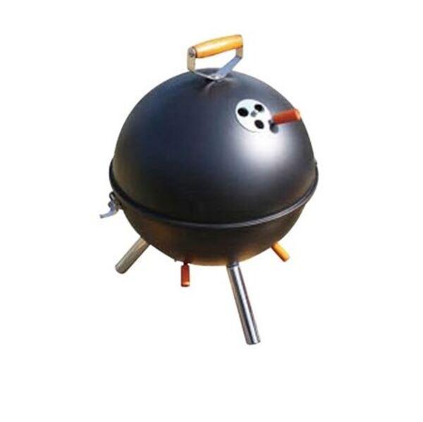 Barbecue-Tischgrill Schwarz