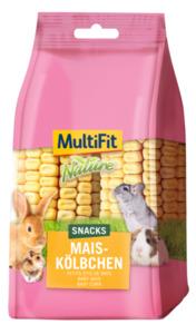 MultiFit nature snacks Maiskölbchen