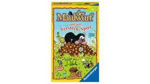 Ravensburger Spiel - Mitbringspiel Der Maulwurf und sein Versteck-Spiel