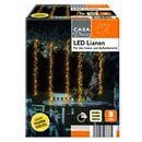 Bild 2 von CASA DECO LED-Lianen