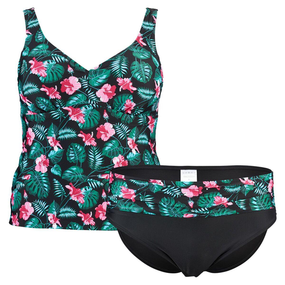 Bild 3 von BLUE MOTION+ Damen Badeanzug/Tankini große Mode