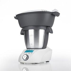 MAXXMEE Thermo-Multikocher 20in1 1000W weiß/grau