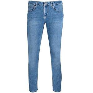 GIN TONIC Damen Jeans Light Blue Wash, 27/30