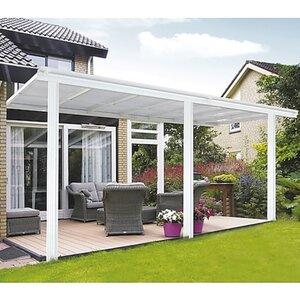 Home Deluxe 8400 Terrassenüberdachung, 618 x 226/278 x 303 cm